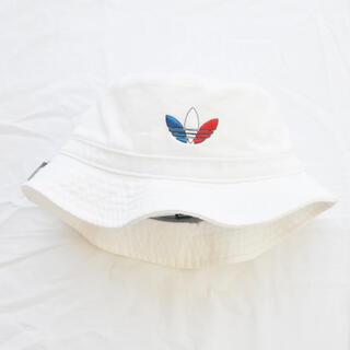 adidas - ADIDAS/TRICOLORE TREFOIL LOGO BUCKET HAT