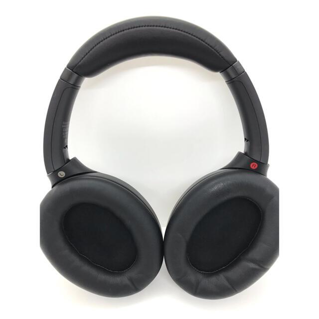 SONY(ソニー)の【本日限定特価】SONY WH-1000XM3ブラックヘッドホン スマホ/家電/カメラのオーディオ機器(ヘッドフォン/イヤフォン)の商品写真