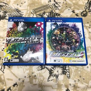 PlayStation Vita - ダンガンロンパ1・2 Reload ニューダンガンロンパV3 2本セット