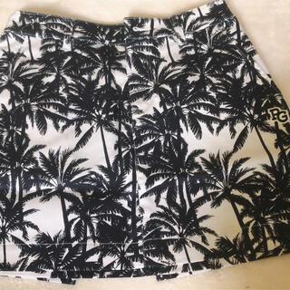 パーリーゲイツ(PEARLY GATES)のパーリーゲイツ レディースストレッチスカート サイズ00(ミニスカート)