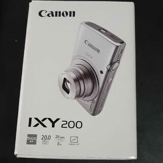 Canon - Canon IXY 200 RE レッド