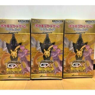 ポケモンカード タッグオールスターズ 3BOX(Box/デッキ/パック)