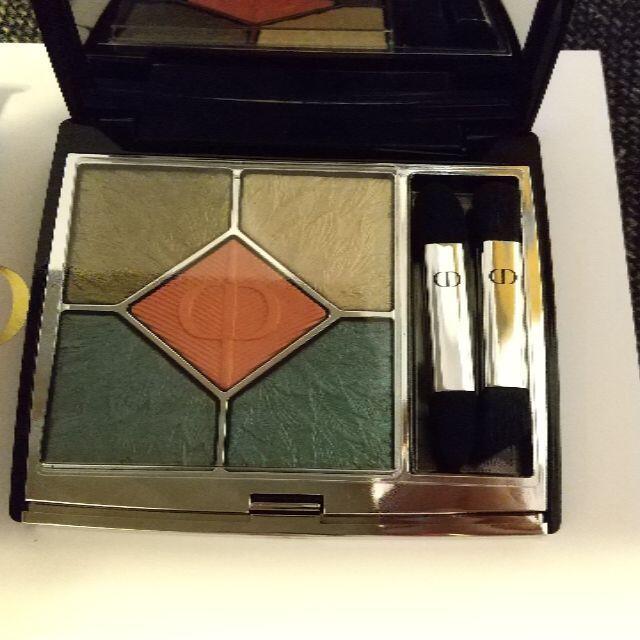 Christian Dior(クリスチャンディオール)の[新品未使用]サンク  クルール  クチュール   459  ナイト  バード  コスメ/美容のベースメイク/化粧品(アイシャドウ)の商品写真