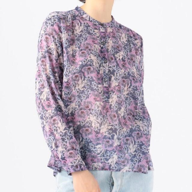 Isabel Marant(イザベルマラン)のファイナルセール!イザベルマラン エトワール 2021SS シャツ ブラウス レディースのトップス(シャツ/ブラウス(長袖/七分))の商品写真