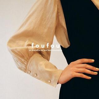 YAECA - foufou /ハイネックドレスシャツ