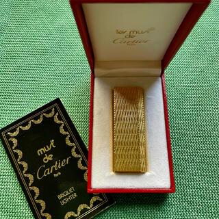 Cartier - Cartier カルティエ 五角形 ライター