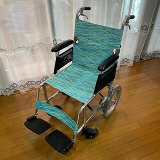 ♿️介助型 最軽量で車の積み下しとても楽 人気のコンパクト収納 車椅子 NO.5