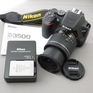Nikon - ニコン D3500 AF-P DX18-55VR