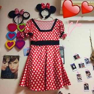 ディズニー(Disney)のミニーちゃんワンピース【即購入可】(衣装)