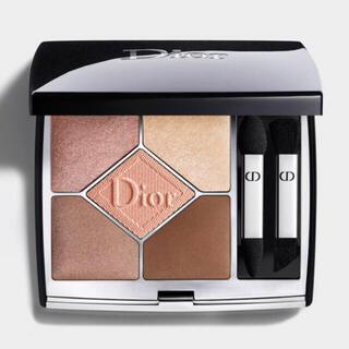Dior - ディオール サンククルールクチュール アイシャドウ NUDEDRESS 649
