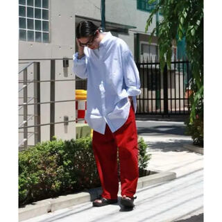 1LDK SELECT - universal products SUMMER CORDUROY PANTS