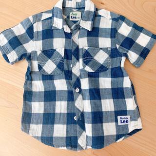 バディーリー(Buddy Lee)のLee 半袖ガーゼシャツ(100サイズ)(Tシャツ/カットソー)