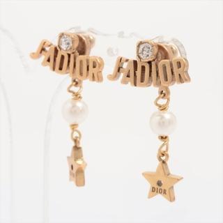 クリスチャンディオール(Christian Dior)のクリスチャンディオール ジャディオール GP×ラインストーン×フェイクパー(その他)