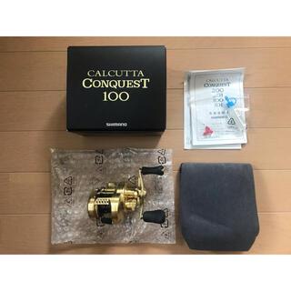 SHIMANO - 14カルカッタコンクエスト100