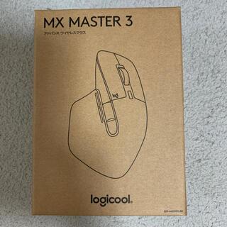 未使用 未開封 ロジクール MX MASTER 3 SEB-MX2200sBK
