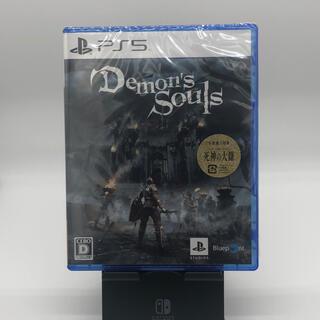 プレイステーション(PlayStation)のDemon's Souls PS5 デモンズソウル リメイク(家庭用ゲームソフト)