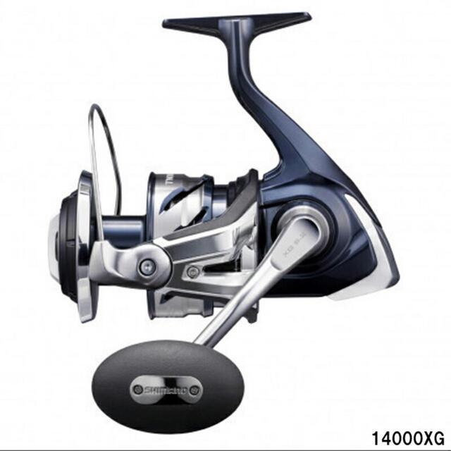SHIMANO(シマノ)の新品未開封 シマノ ツインパワー SW 14000XG スポーツ/アウトドアのフィッシング(リール)の商品写真