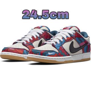 NIKE - 24.5cm Nike SB Dunk Low Pro Parra