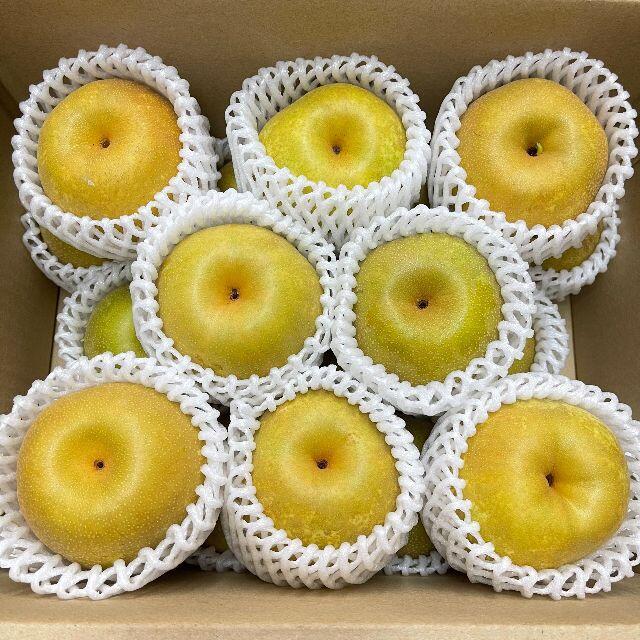 訳あり 小玉 梨(幸水) 約4.5K 熊本県産 送料込み 食品/飲料/酒の食品(フルーツ)の商品写真