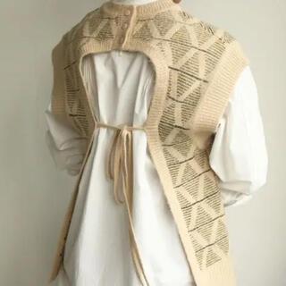 TODAYFUL - todayful / Pattern knit vest