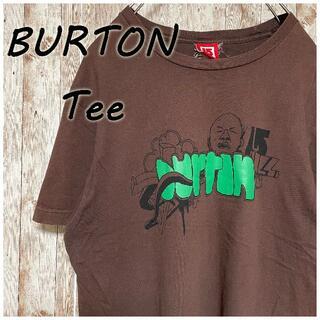 バートン(BURTON)のBURTON 旧ロゴタグ Tシャツ ビンテージ スノーボード(Tシャツ/カットソー(半袖/袖なし))