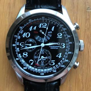 SEIKO - セイコー 腕時計 メンズ クロノグラフ