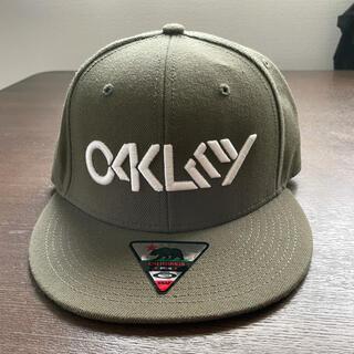 Oakley - oakley スナップバック キャップ