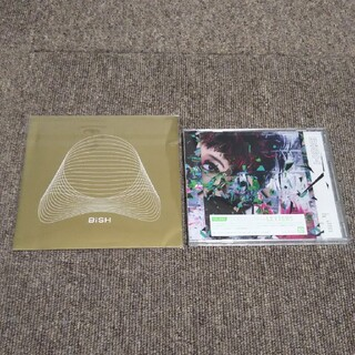 2187 CD+DVD LETTERS BiSH 新品未開封品