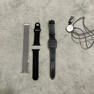 Apple - Apple Watch series 4 ステンレスモデル