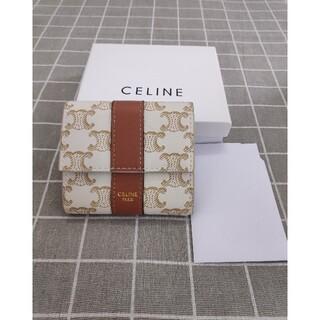 celine - ❥素敵♬さいふ ✨セリーヌ♬カード入れ  三つ折り コインケース レディース