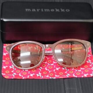 マリメッコ(marimekko)のmarimekko  サングラス POLARIZED 33-8004-01(サングラス/メガネ)
