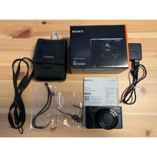 <付属品・保証付> SONY Cyber−Shot RX DSC-RX100M3