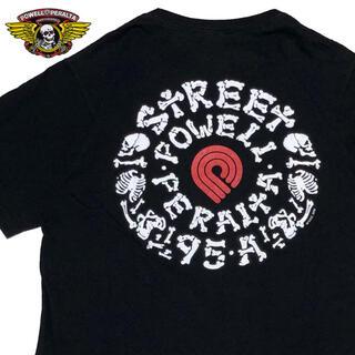 パウエル(POWELL)の*4026 POWELL PERALTA パウエル ペラルタ Tシャツ(Tシャツ/カットソー(半袖/袖なし))