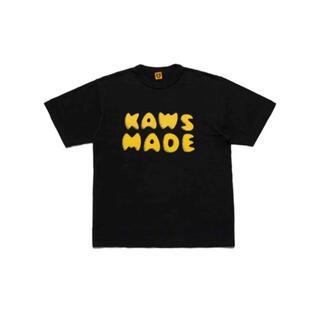 "XL HUMAN MADE KAWS T-Shirt #3 ""Black"""