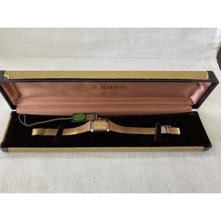 ラドー(RADO)の腕時計 RADO  稼働未確認 箱付き ジャンク品(腕時計(アナログ))