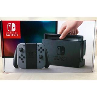 Nintendo Switch - 任天堂switch本体  ( 旧型 )