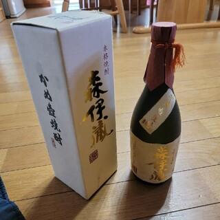 森伊蔵 金ラベル720ml(焼酎)