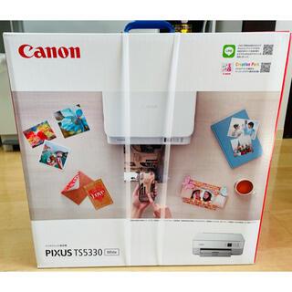 Canon - Canon PIXUS TS5330BK プリンター 新品未開封