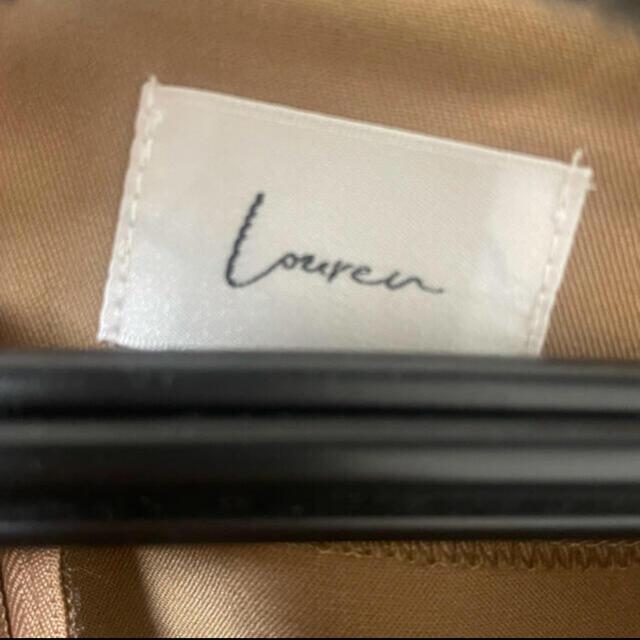 TODAYFUL(トゥデイフル)のlouren  ローレン パフスリーブワンピース レディースのワンピース(ロングワンピース/マキシワンピース)の商品写真