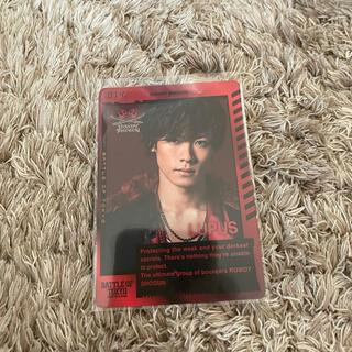 THE RAMPAGE - 川村壱馬 BOTカード ①