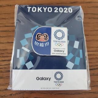 Galaxy 2020 東京オリンピック ピンバッジ
