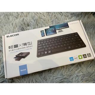 エレコム(ELECOM)のエレコム Bluetooth キーボード(PC周辺機器)