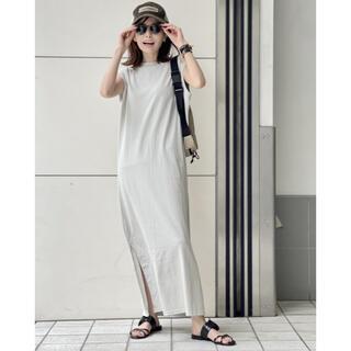 L'Appartement DEUXIEME CLASSE - 新品⭐️【LA APPAREL/ロサンゼルスアパレル】N/S Maxi OP