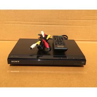SONY - ソニー DVDプレーヤー ブラック DVP-SR20