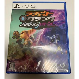 PlayStation - ラチェット&クランク パラレル・トラブル PS5ソフト