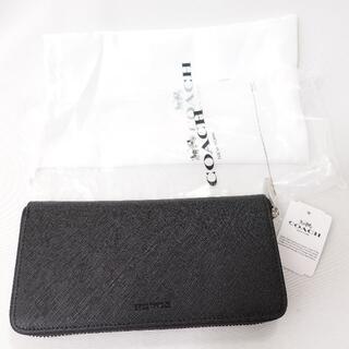 COACH - COACH 長財布 ブラック