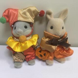 エポック(EPOCH)の124 15周年記念 カーニバルタイプ シルバニアファミリー シルバニア(ぬいぐるみ/人形)