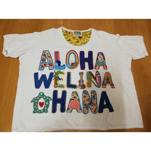 rough(ラフ)のrough Tシャツ  レディースのトップス(Tシャツ(半袖/袖なし))の商品写真