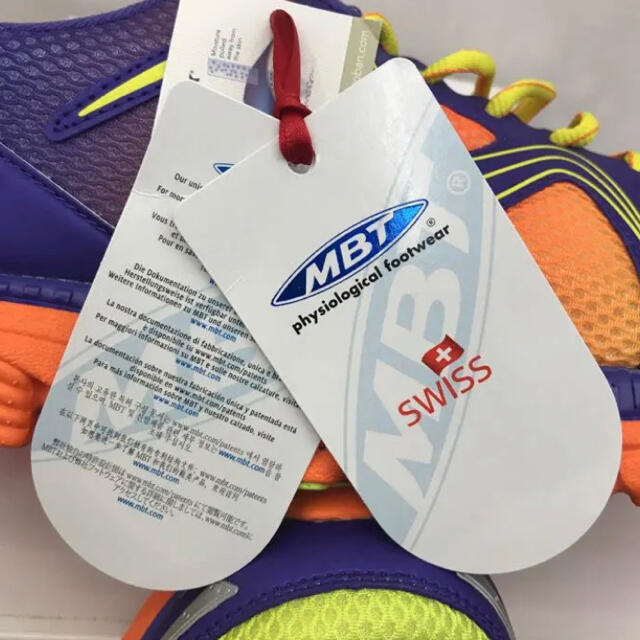 送料無料 新品 MBT シューズ LMR462L SPEED16 27.5 メンズの靴/シューズ(スニーカー)の商品写真