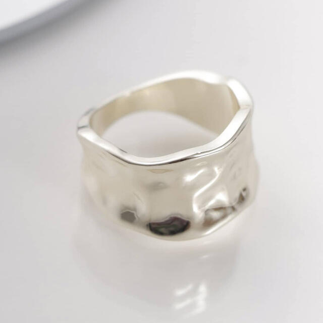 Kastane(カスタネ)のlattice リング☺︎ゴールド ゴールドリング 9日発送 レディースのアクセサリー(リング(指輪))の商品写真